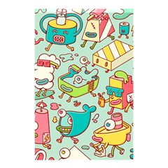 Summer Up Pattern Shower Curtain 48  x 72  (Small)