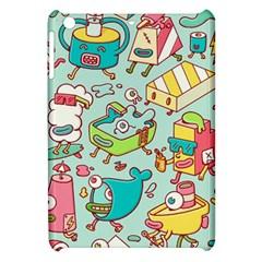 Summer Up Pattern Apple Ipad Mini Hardshell Case