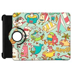 Summer Up Pattern Kindle Fire HD 7