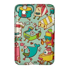 Summer Up Pattern Samsung Galaxy Tab 2 (7 ) P3100 Hardshell Case