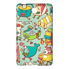 Summer Up Pattern Samsung Galaxy Tab 4 (8 ) Hardshell Case