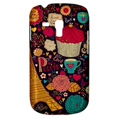 Cute Colorful Doodles Colorful Cute Doodle Paris Galaxy S3 Mini