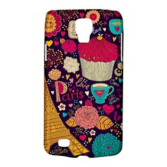 Cute Colorful Doodles Colorful Cute Doodle Paris Galaxy S4 Active