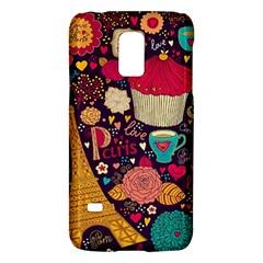 Cute Colorful Doodles Colorful Cute Doodle Paris Galaxy S5 Mini