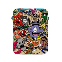 Hipster Wallpaper Pattern Apple Ipad 2/3/4 Protective Soft Cases