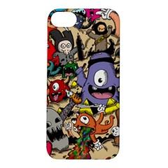 Hipster Wallpaper Pattern Apple Iphone 5s/ Se Hardshell Case