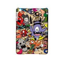 Hipster Wallpaper Pattern Ipad Mini 2 Hardshell Cases