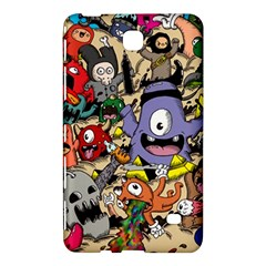Hipster Wallpaper Pattern Samsung Galaxy Tab 4 (8 ) Hardshell Case