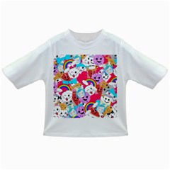 Cute Cartoon Pattern Infant/toddler T Shirts