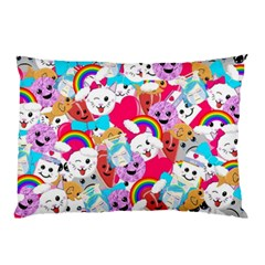 Cute Cartoon Pattern Pillow Case (Two Sides)