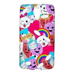 Cute Cartoon Pattern Galaxy S4 Active