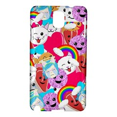 Cute Cartoon Pattern Samsung Galaxy Note 3 N9005 Hardshell Case