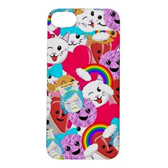 Cute Cartoon Pattern Apple Iphone 5s/ Se Hardshell Case