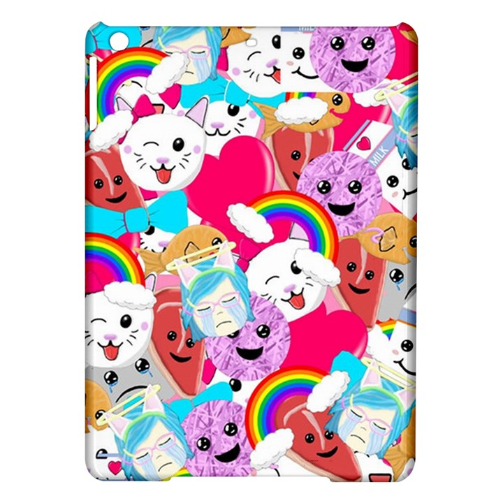 Cute Cartoon Pattern iPad Air Hardshell Cases
