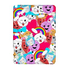 Cute Cartoon Pattern Galaxy Note 1