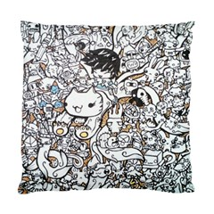 Cute Doodles Standard Cushion Case (Two Sides)