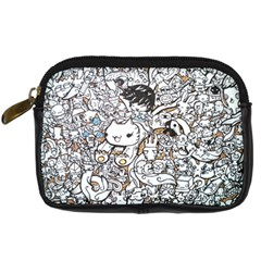 Cute Doodles Digital Camera Cases