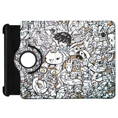 Cute Doodles Kindle Fire HD 7