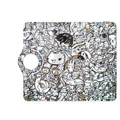 Cute Doodles Kindle Fire Hdx 8 9  Flip 360 Case