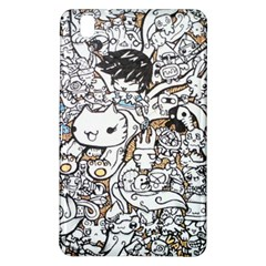 Cute Doodles Samsung Galaxy Tab Pro 8.4 Hardshell Case