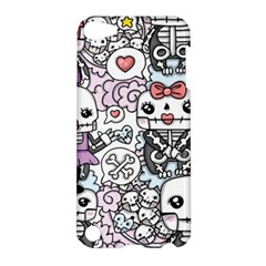 Kawaii Graffiti And Cute Doodles Apple iPod Touch 5 Hardshell Case
