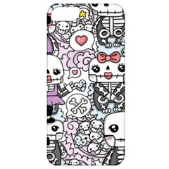 Kawaii Graffiti And Cute Doodles Apple Iphone 5 Classic Hardshell Case