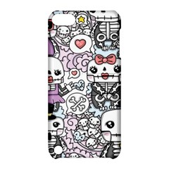 Kawaii Graffiti And Cute Doodles Apple Ipod Touch 5 Hardshell Case With Stand