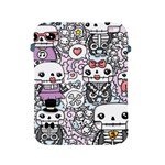 Kawaii Graffiti And Cute Doodles Apple iPad 2/3/4 Protective Soft Cases Front