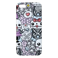 Kawaii Graffiti And Cute Doodles Iphone 5s/ Se Premium Hardshell Case