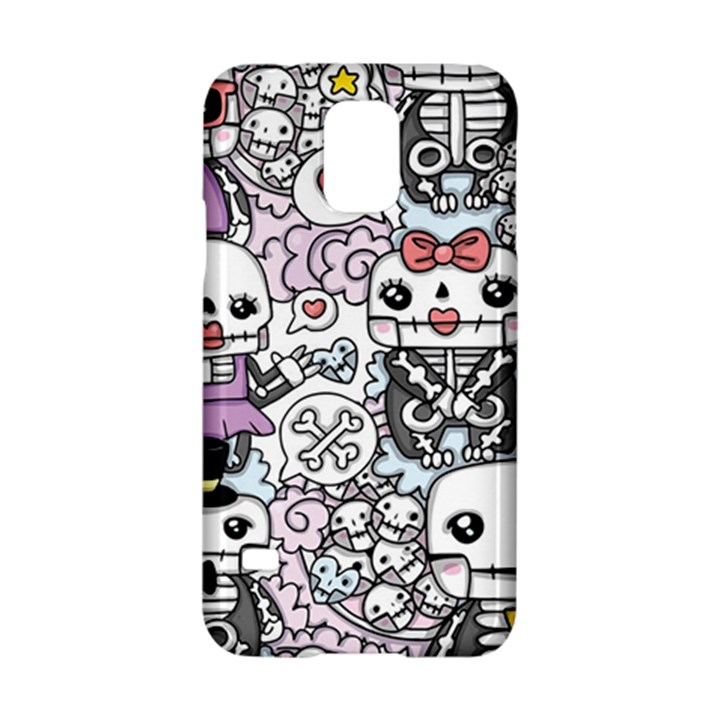 Kawaii Graffiti And Cute Doodles Samsung Galaxy S5 Hardshell Case