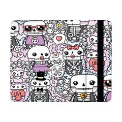 Kawaii Graffiti And Cute Doodles Samsung Galaxy Tab Pro 8 4  Flip Case