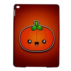 Simple Orange Pumpkin Cute Halloween Ipad Air 2 Hardshell Cases