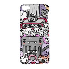 0 Sad War Kawaii Doodle Apple Ipod Touch 5 Hardshell Case