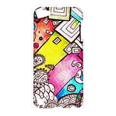 Beautiful Colorful Doodle Apple iPod Touch 5 Hardshell Case