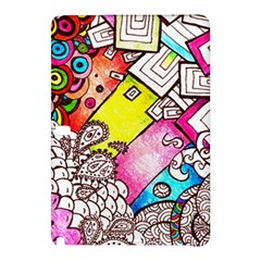 Beautiful Colorful Doodle Samsung Galaxy Tab Pro 10 1 Hardshell Case