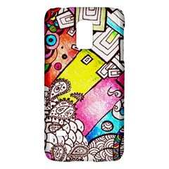 Beautiful Colorful Doodle Galaxy S5 Mini