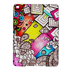 Beautiful Colorful Doodle Ipad Air 2 Hardshell Cases