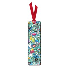 Colorful Drawings Pattern Small Book Marks