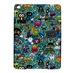 Colorful Drawings Pattern Ipad Air 2 Hardshell Cases