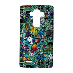 Colorful Drawings Pattern LG G4 Hardshell Case