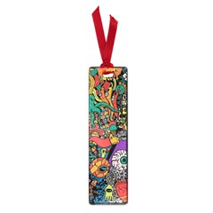 Monsters Colorful Doodle Small Book Marks