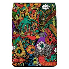 Monsters Colorful Doodle Flap Covers (l)