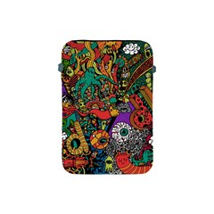 Monsters Colorful Doodle Apple Ipad Mini Protective Soft Cases