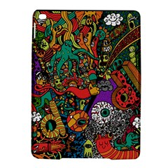 Monsters Colorful Doodle Ipad Air 2 Hardshell Cases