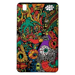 Monsters Colorful Doodle Samsung Galaxy Tab Pro 8 4 Hardshell Case