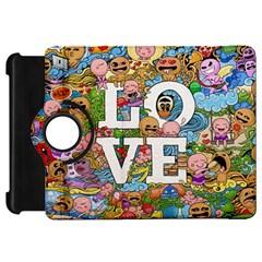 Doodle Art Love Doodles Kindle Fire Hd 7