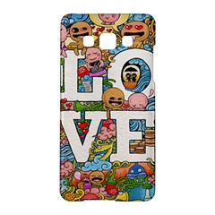 Doodle Art Love Doodles Samsung Galaxy A5 Hardshell Case