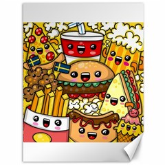 Cute Food Wallpaper Picture Canvas 36  X 48