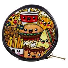 Cute Food Wallpaper Picture Mini Makeup Bags