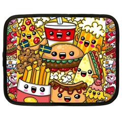 Cute Food Wallpaper Picture Netbook Case (xl)